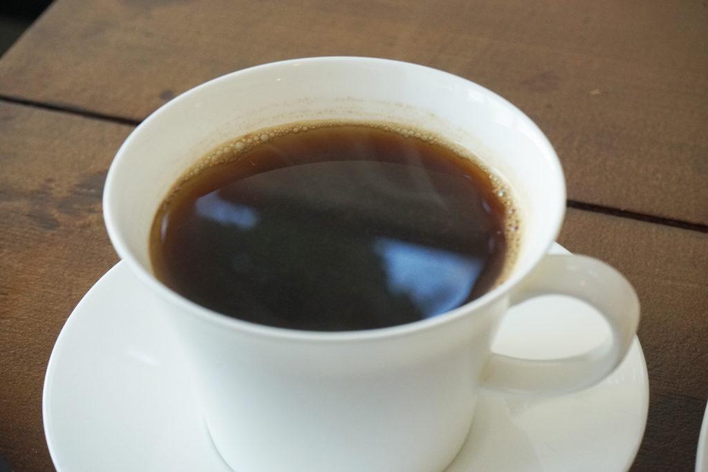 リトルフォートコーヒーのコーヒー