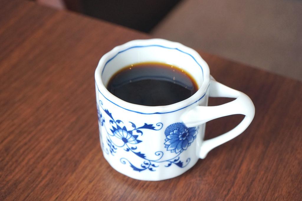 マルミコーヒースタンドナカジマパークのコーヒー