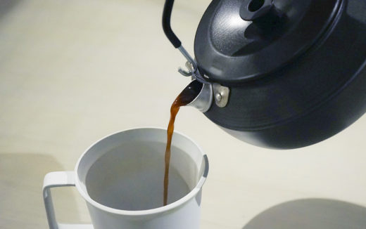 必要な器具はやかんだけ!北欧式のコーヒーの淹れ方『フィールドコーヒー』を試してみました!