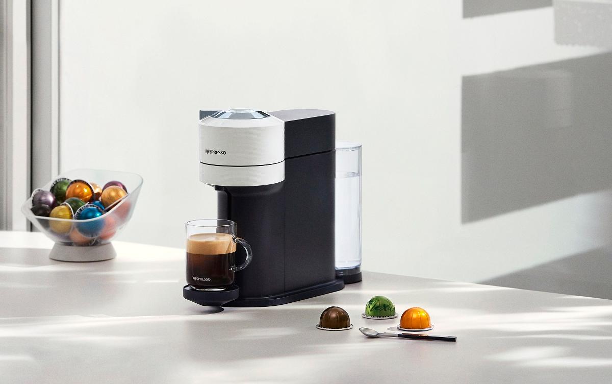 ネスレの新システム『セントリフュージョン』搭載!ネスプレッソの新型コーヒーマシンVERTUO(ヴァーチュオ)を紹介します