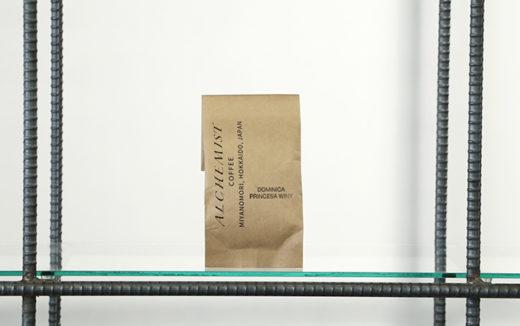 ドミニカ プリンセサ ワイニー by ALCHEMIST COFFEE
