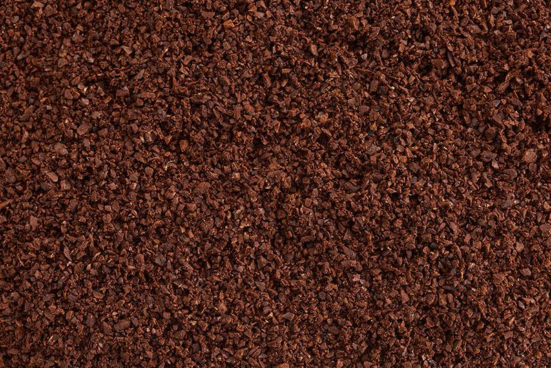 CONE GRINDER C330で挽いた粉