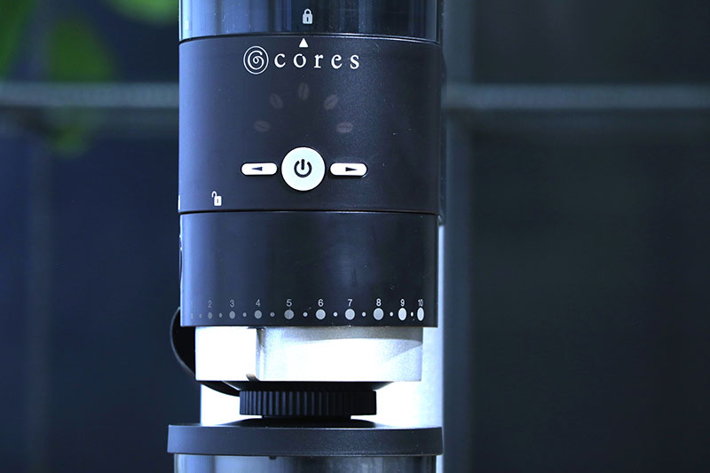 cores(コレス)コーングラインダーC330 スイッチ