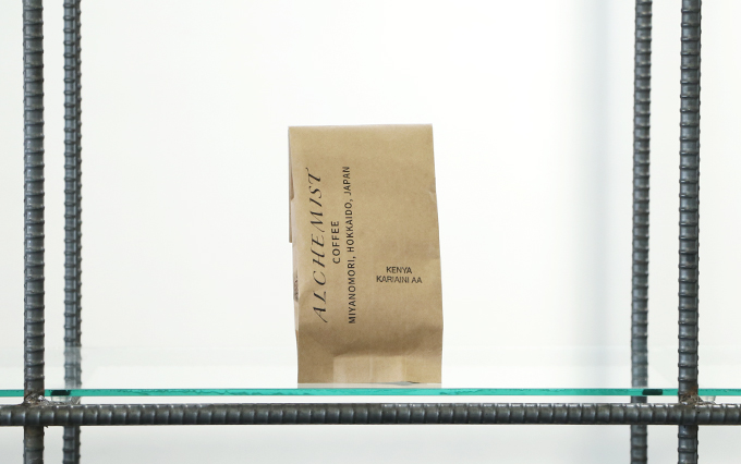 ケニア カリアイニ AA by ALCHEMIST COFFEE
