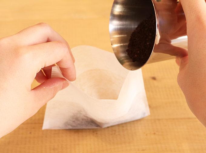 ミルクブリュー 作り方 ティーバッグ