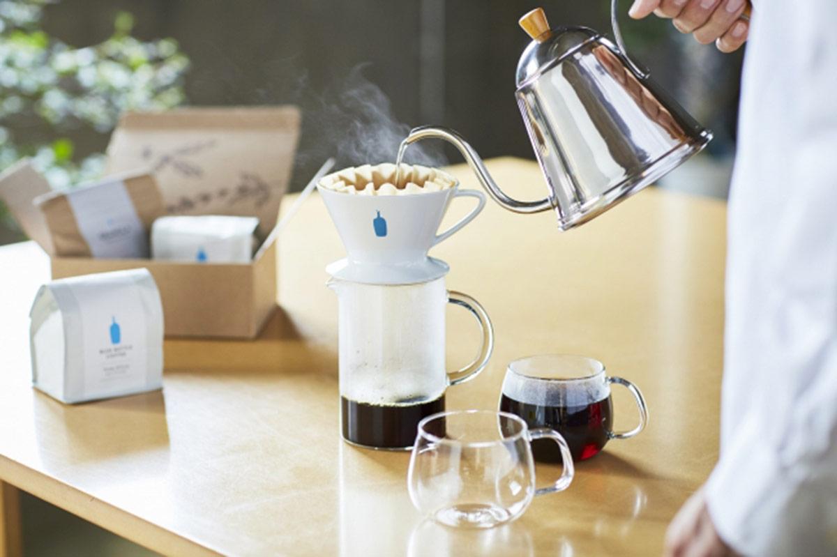 ブルーボトルコーヒーが公式オンラインストアを開設!