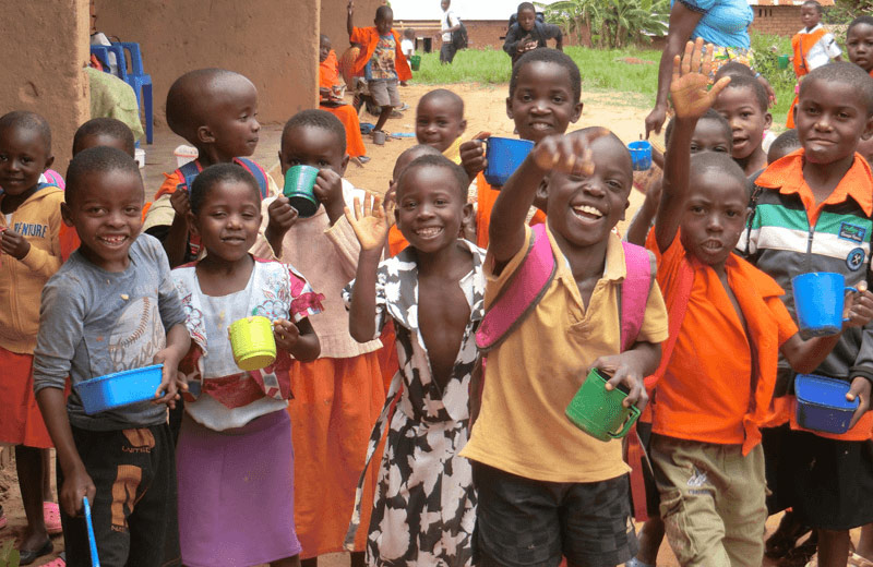 マラウイ 子どもたち