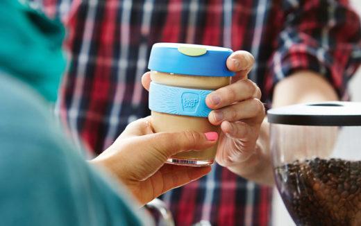 世界中に愛用者が!持って出かけたくなるリユースカップ『 KeepCup 』が日本で販売開始。