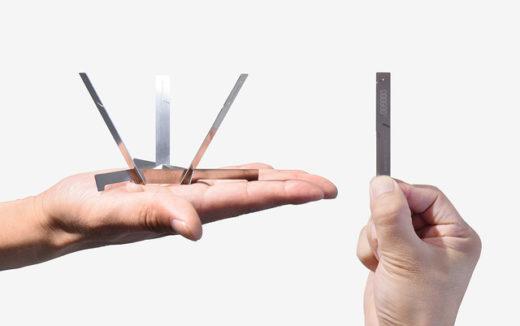 どこまで小さくなるの?人差し指サイズのコーヒードリッパー「THE MICRODRIPPER」はMakuakeにてプロジェクト掲載中!