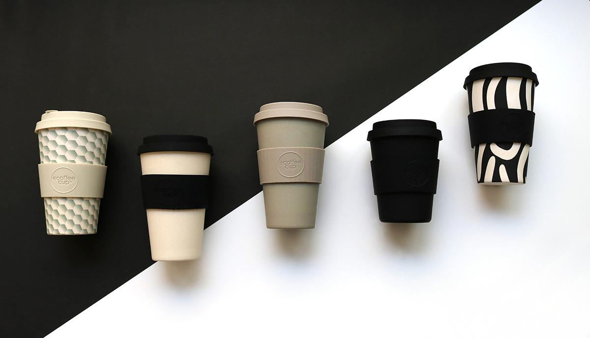 サスティナブルな時代、一つはもっておきたいマイエコカップ。「Ecoffee Cup(エコーヒーカップ)」より新デザインが登場!