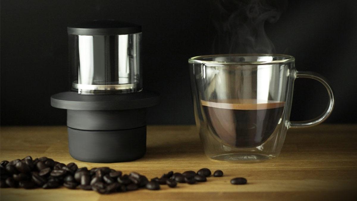 世界最小クラスのポータブルエスプレッソメーカー『COFFEEJACK™』が日本に登場