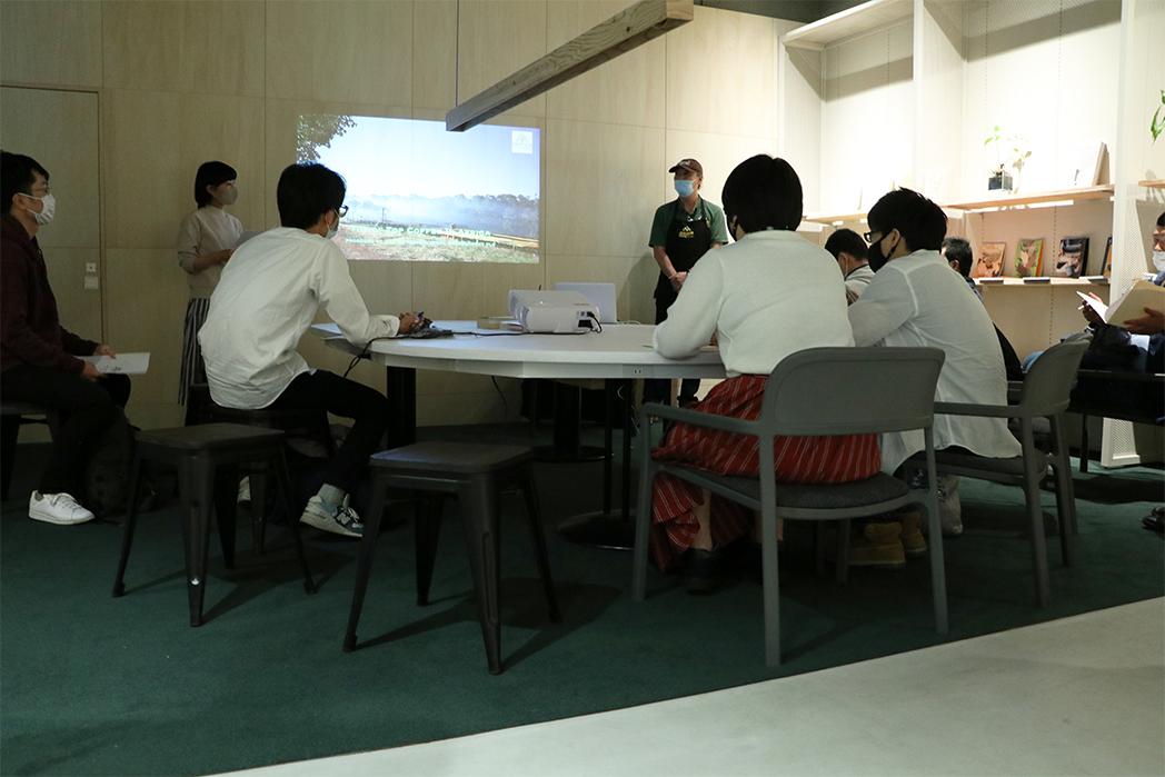 MEDAT浅野さんによるスライドショー2