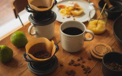 世界中のシェフや料理愛好家に選ばれているSTAUB(ストウブ)から、「STAUB CERAMIC Coffee Dripper (コーヒードリッパー)」が発売します!