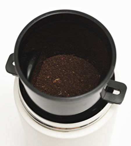 BRUNO「電動ミルコーヒーメーカー」ドリッパー
