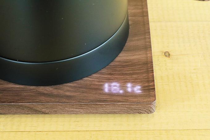 Kalita(カリタ) 電気式ドリップ専用ポッド KEDP-600 モニター タッチパネル