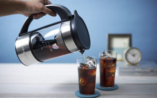 誰もみたことがない!まるで噴水のようなドリップ!Cuisinart(クイジナート)より「ファウンテン コーヒーメーカー FCC-1KJ」が発売されます!