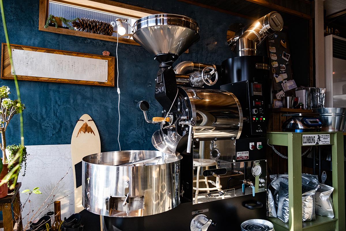 THE RELAY 2,3月マンスリーロースター【SPROUT/北海道】ニセコのバリエーション溢れるロースタリーカフェ