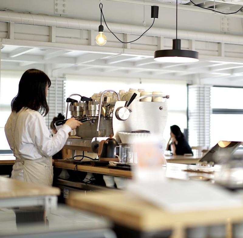THE RELAY 4月マンスリーロースター【TAOCA COFFEE/兵庫】心の温度をあげ、誰もが幸せになれるお店がそこにあります。