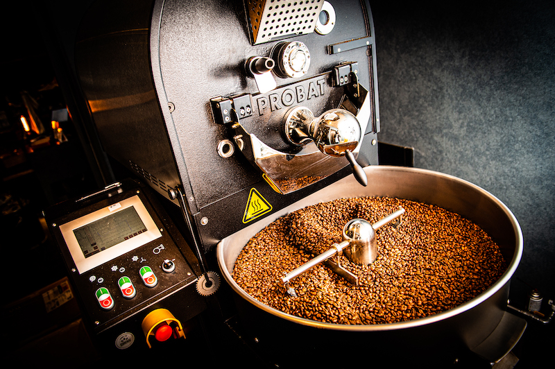 THE RELAY 5月 マンスリーロースター【TAILORED COFFEE/北海道 函館】北海道最古の歴史を持つ函館市にあるコーヒーの仕立て屋さん。