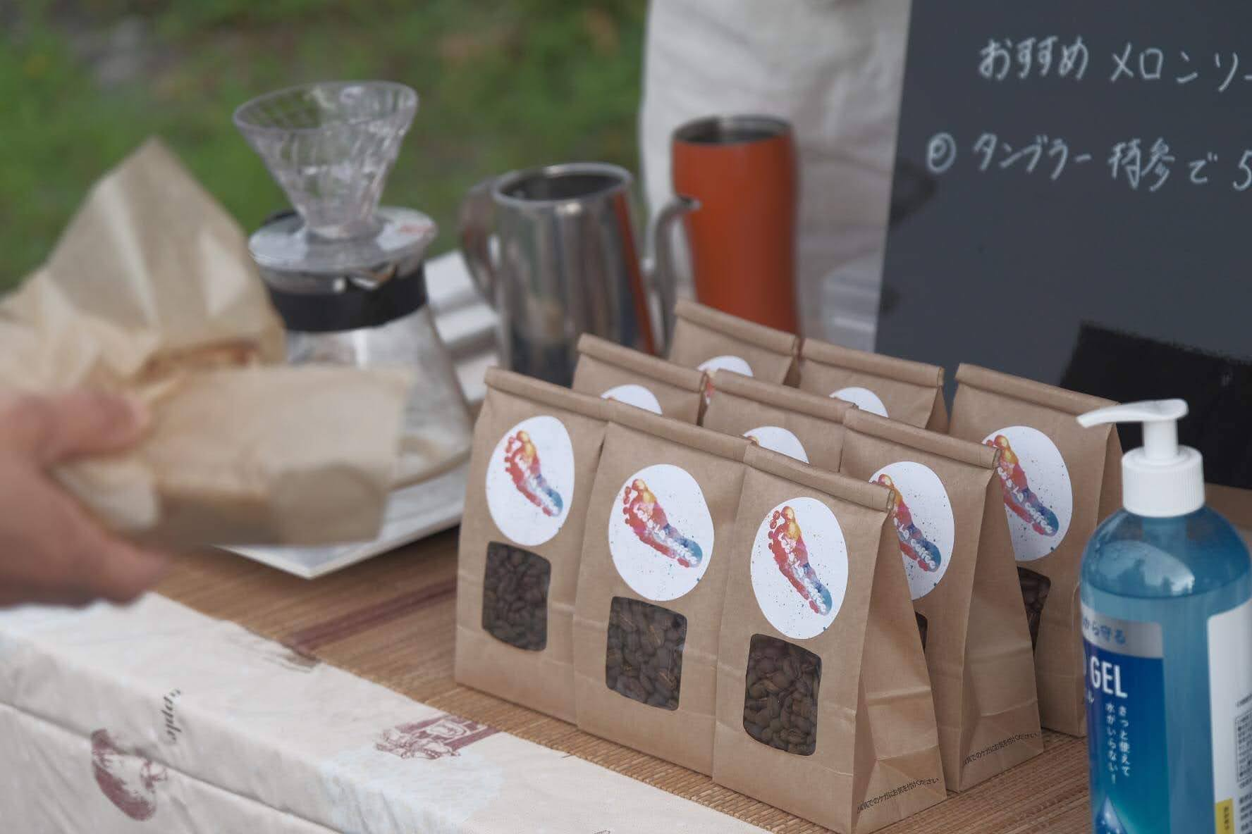 THE RELAY 6月 マンスリーロースター【Let's la Coffee/北海道 音威子府】コーヒーのない地域にこそコーヒーのあたたかさを。