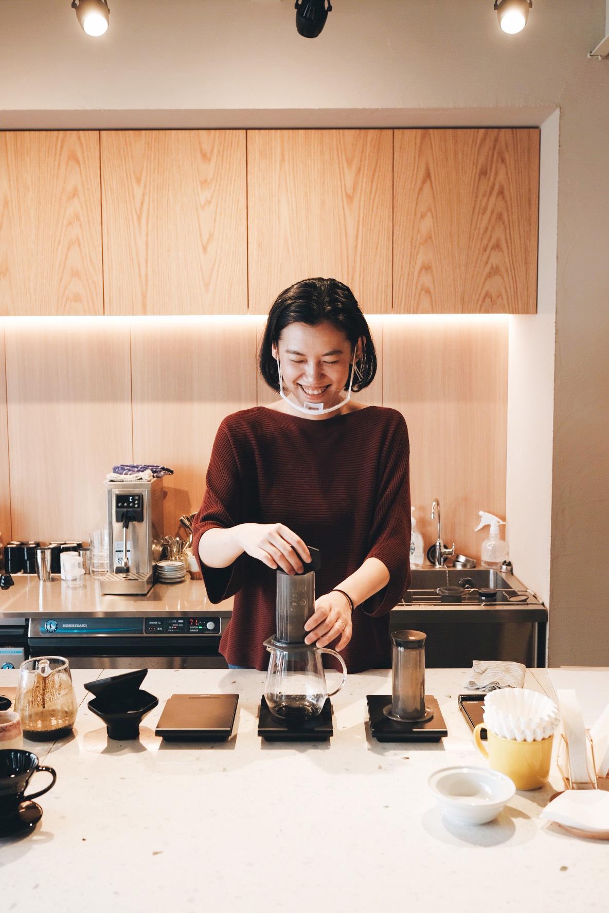 THE RELAY 8月 マンスリーロースター【Kurasu /京都】ただ生きるのではなく、「暮らす」コトを大切に。コーヒーを通して京都から全国、そして世界へ。